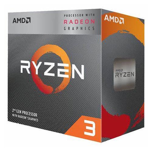 پردازنده ای ام دی مدل ryzen 3200g