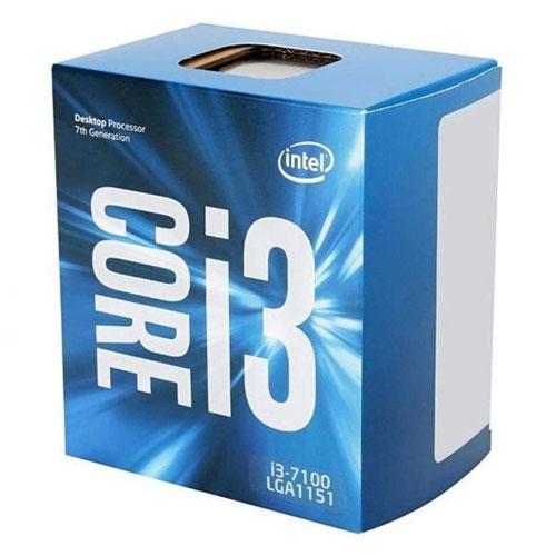 پردازنده اینتل مدل Core i3 7100 باکس