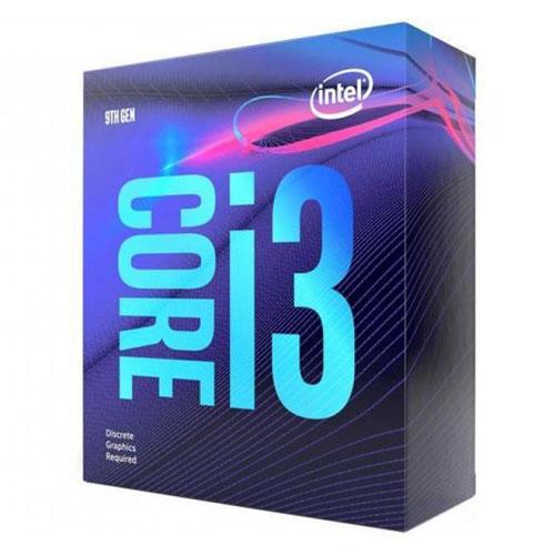 پردازنده اینتل مدل Core i3 9100f