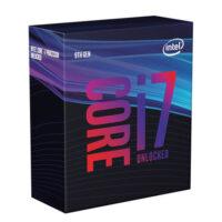 پردازنده اینتل core i7 9700k