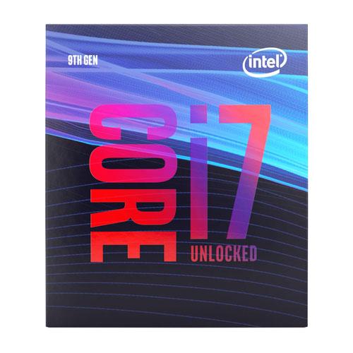 پردازنده اینتل core i9 9700k