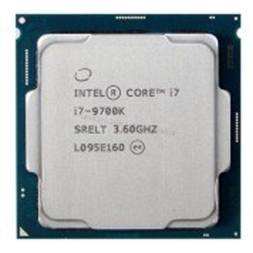 پردازنده اینتل core i7 9700k (تری)