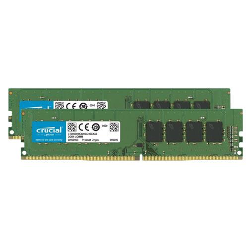 رم CRUCIAL 8GB 2666 CL19