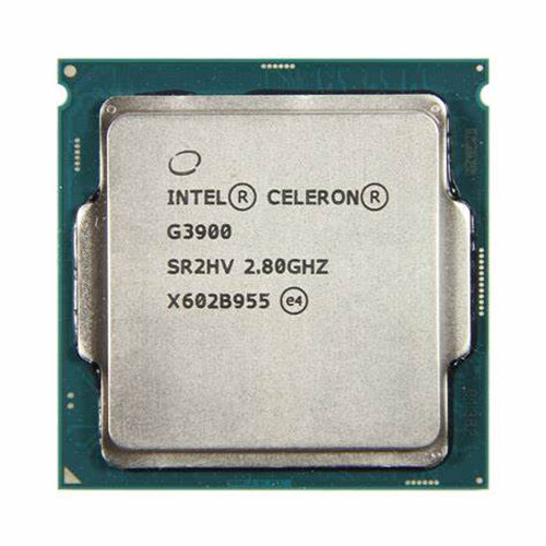 پردازنده اینتل مدل G3900