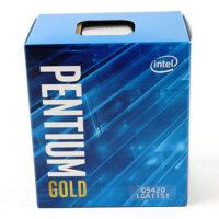 پردازنده اینتل مدل Pentium Gold G5420