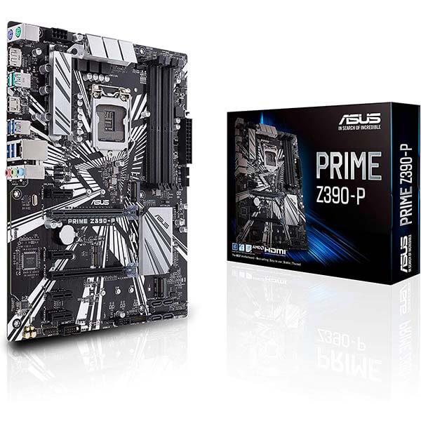 قیمت خرید مادربرد ایسوس مدل Prime Z390-P