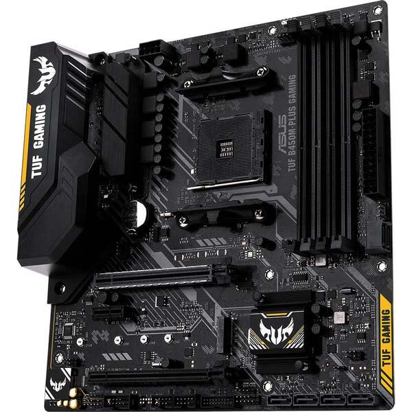 قیمت خرید مادربرد ایسوس مدل TUF B450-Plus Gaming