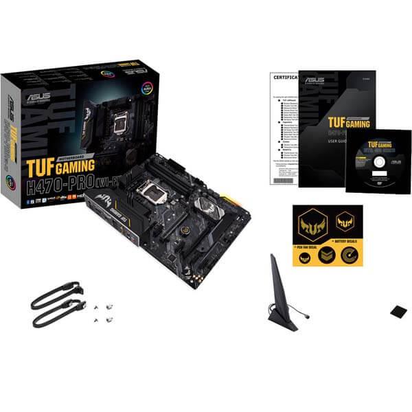 قیمت خرید مادربرد ایسوس مدل (TUF H470-Pro Gaming (Wi-Fi