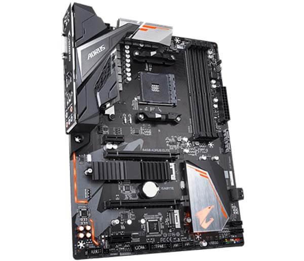 قیمت خرید مادربرد گيگابايت مدل Aorus B450 Elite Gaming