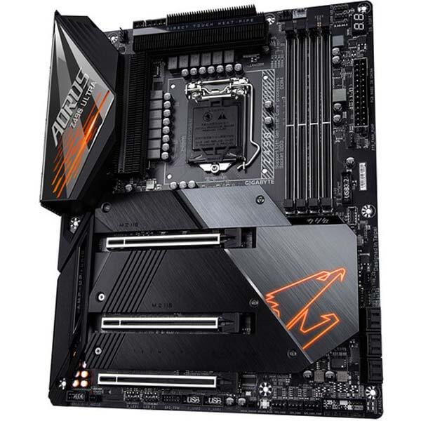 قیمت خرید مادربرد گيگابايت مدل Aorus Z490 Ultra Gaming