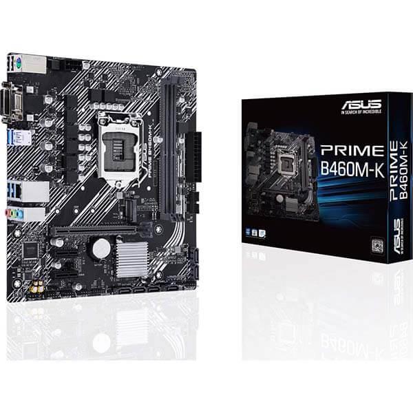 قیمت خرید مادربرد ایسوس مدل Prime B460M-K