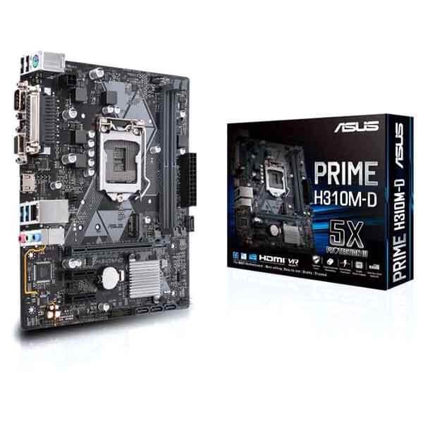 قیمت خرید مادربرد ایسوس مدل Prime H310M-D