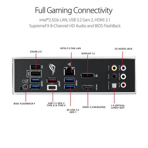 قیمت خرید مادربرد ایسوس مدل ROG Strix B550-F Gaming