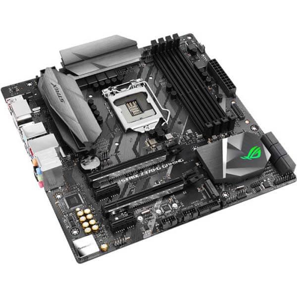 قیمت خرید مادربرد ایسوس مدل Asus ROG Strix Z370-G Gaming