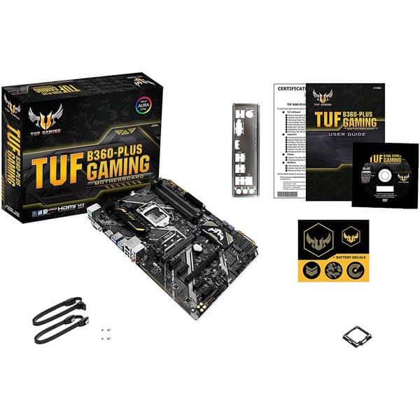 قیمت خرید مادربرد ایسوس مدل TUF B360-Plus Gaming