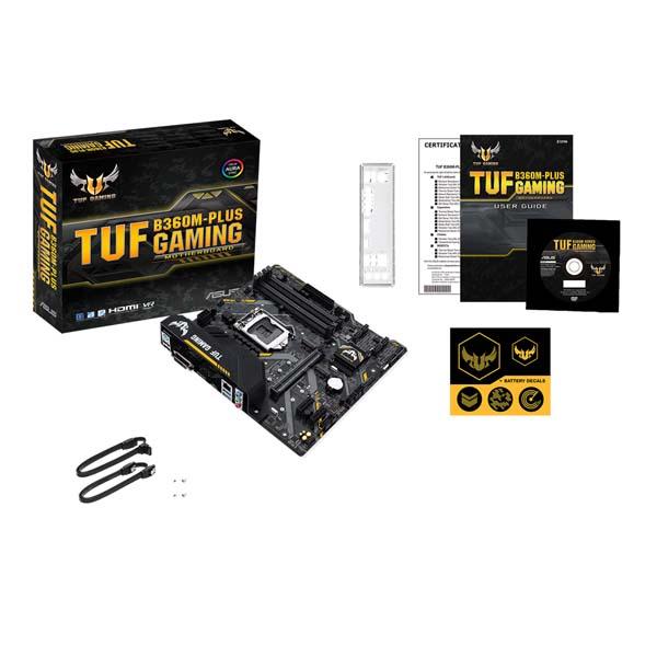 قیمت خرید مادربرد ایسوس مدل TUF B360M-E Gaming