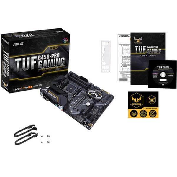 قیمت خرید مادربرد ایسوس مدل TUF B450-Pro Gaming