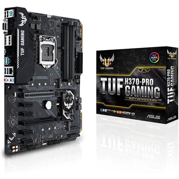قیمت خرید مادربرد ایسوس مدلTUF H370-Pro Gaming