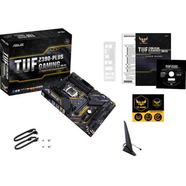 قیمت خرید مادربرد ایسوس مدل TUF Z390-Plus Gaming