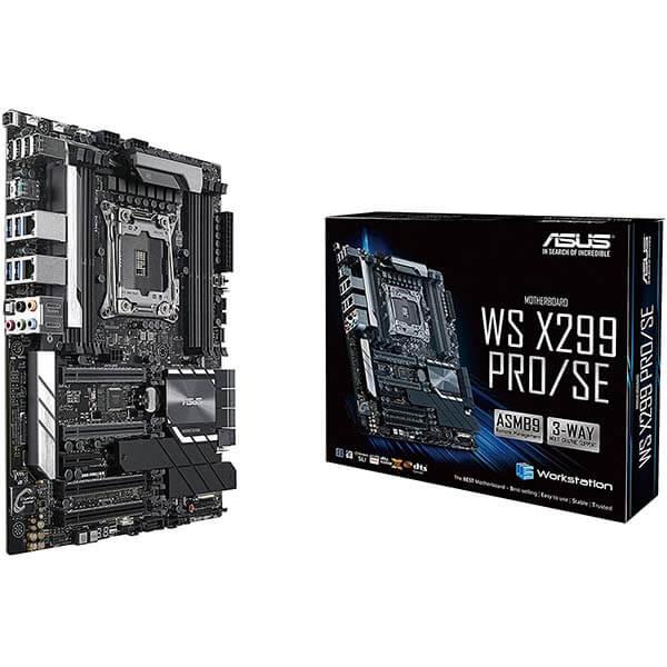 قیمت خرید مادربرد ایسوس مدل WS X299 Pro
