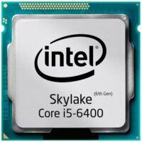 سی پی یو اینتل Core i5 6400 SKY Lake TRY upto 3.30 GHz (4 هسته ، 6مگ کش )