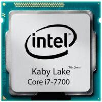 سی پی یو اینتل Core i7 7700 KABY Lake TRY upto 4.20 GHz (4 هسته ، 8مگ کش )