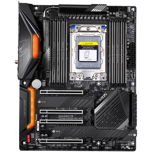 قیمت خرید مادربرد گيگابايت مدل Aorus TRX40 Pro Wi-Fi Gaming