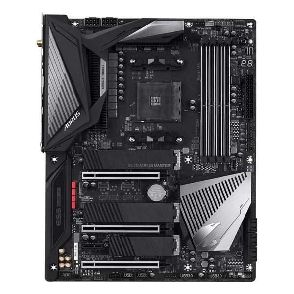 قیمت خرید مادربرد گيگابايت مدل Gigabyte Aorus X570 Master Gaming