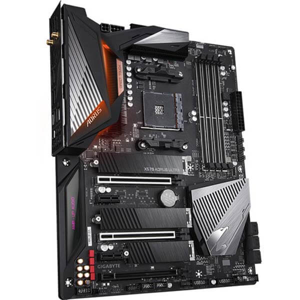 قیمت خرید مادربرد گيگابايت مدل Aorus X570 Ultra Gaming