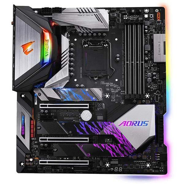 قیمت خرید مادربرد گيگابايت مدل Aorus Z390 Xtreme Gaming
