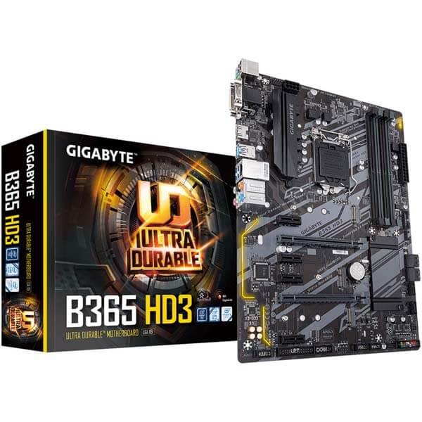 قیمت خرید مادربرد گيگابايت مدل B365 HD3