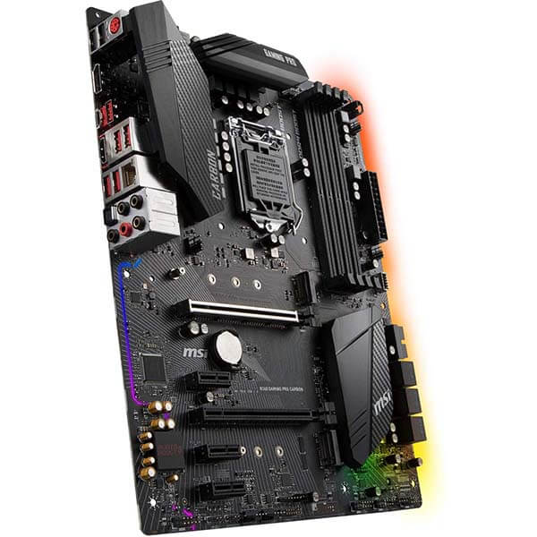 قیمت خرید مادربرد ام اس آی مدل B360 Gaming Pro Carbon