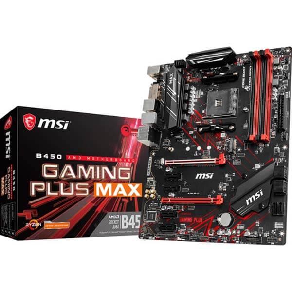 قیمت خرید مادربرد ام اس آی مدل B450 Gaming Plus Max