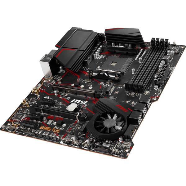 قیمت خرید مادربرد ام اس آی مدل MPG X570 Gaming Plus