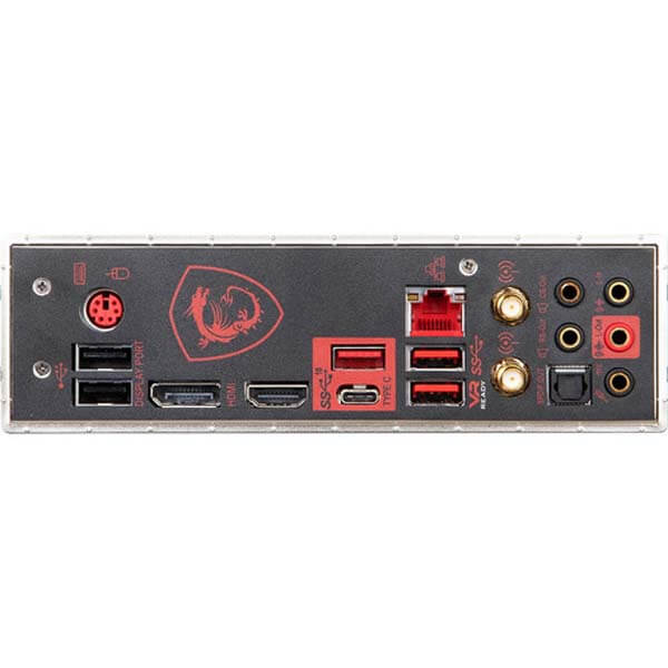 قیمت خرید مادربرد ام اس آی مدل MPG Z390 Gaming Pro Carbon