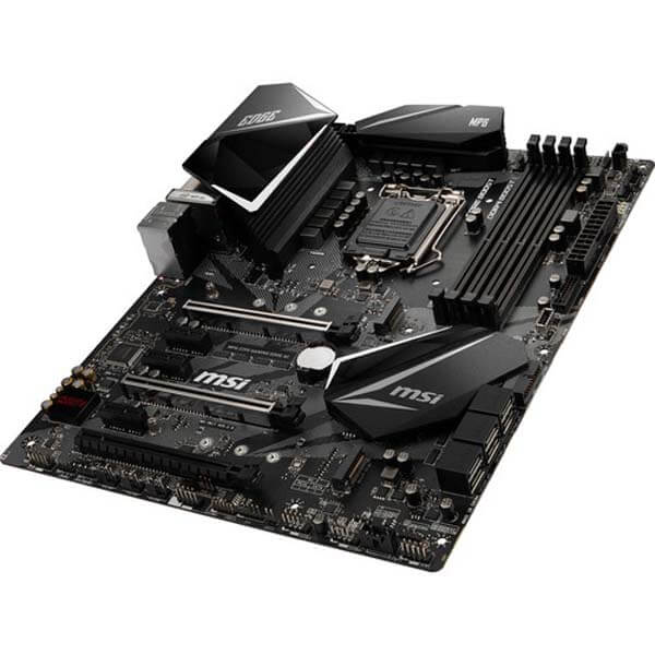 قیمت خرید مادربرد ام اس آی مدل MPG Z390 Gaming Edge AC