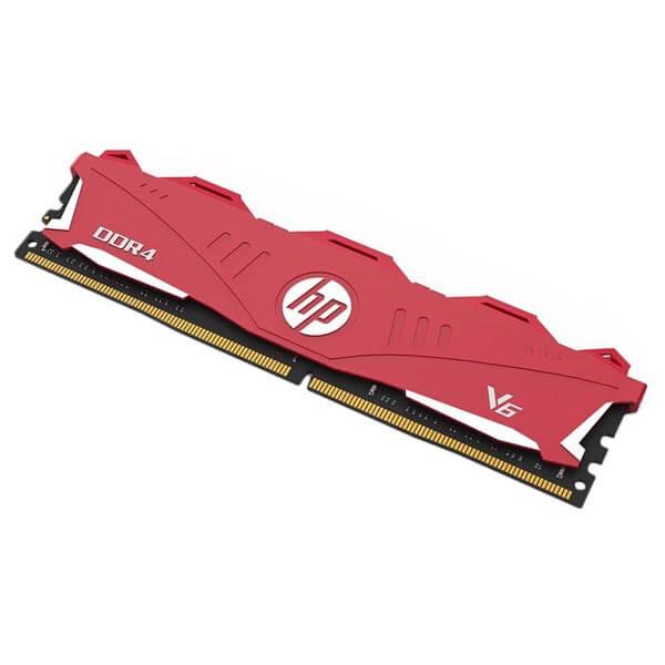 قیمت خرید رم کامپیوتر اچ پی 16 گیگابایت ddr4 فرکانس 2666 مدل V6