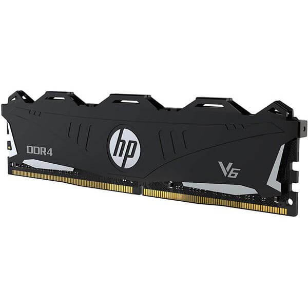 قیمت خرید رم کامپیوتر اچ پی 8 گیگابایت ddr4 فرکانس 3200 مدل V6
