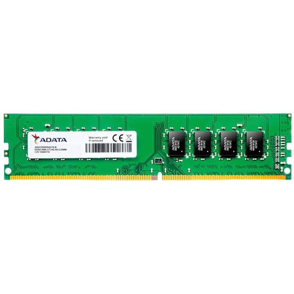 قیمت خرید رم کامپیوتر ای دیتا 8 گیگابایت ddr4 فرکانس ۲400 مدل Premier