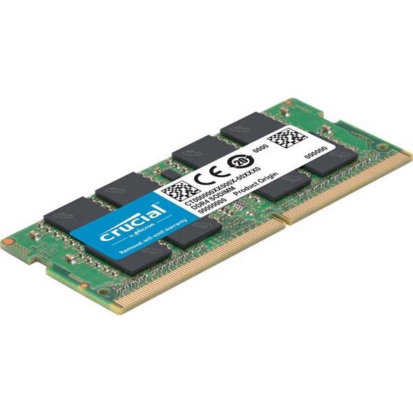 قیمت خرید رم کامپیوتر کروشیال 8 گیگابایت ddr4 فرکانس ۲666 مدل Value