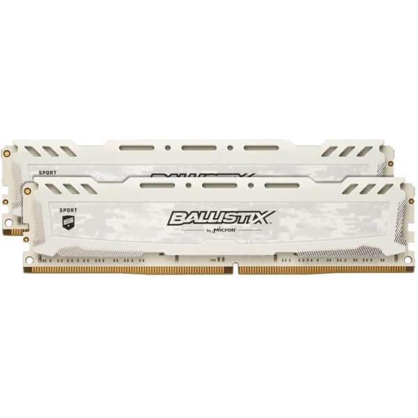 قیمت خرید رم کامپیوتر کروشیال 8 گیگابایت ddr4 فرکانس 3200 مدل Ballistix Sport LT