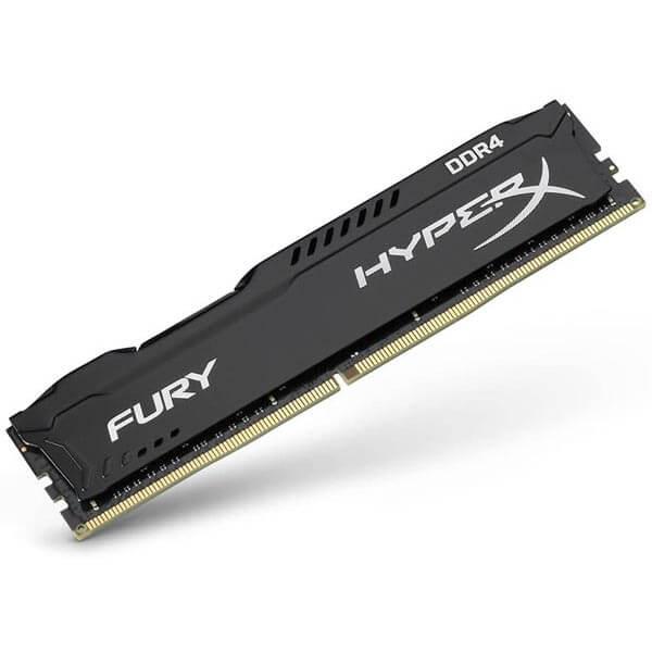 قیمت خرید رم کامپیوتر کینگستون 16 گیگابایت ddr4 فرکانس 2400 مدل HyperX Fury