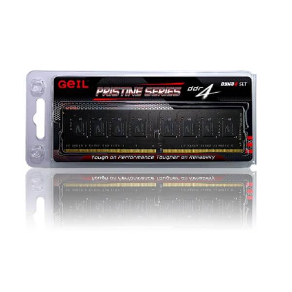 قیمت خرید رم کامپیوتر گیل 8 گیگابایت ddr4 فرکانس ۲۴۰۰ مدل pristine