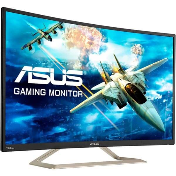 قیمت خرید مانیتور ایسوس مدل Asus Full HD VA326HR VA Curved Gaming
