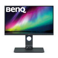 قیمت خرید مانیتور بنکیو مدل BenQ Quad HD 2K SW270C IPS
