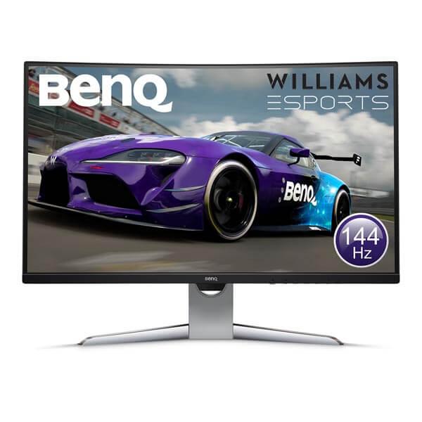 قیمت خرید مانیتور بنکیو مدل BenQ Quad HD EX3203R VA Gaming Curved