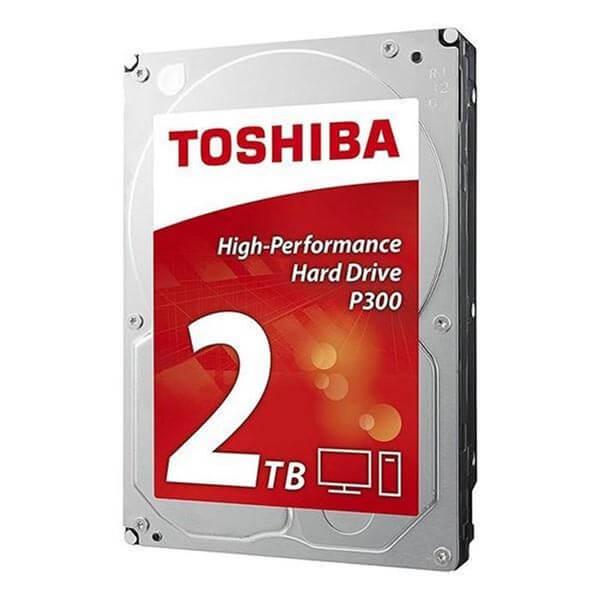 قیمت خرید هارددیسک اینترنال توشیبا مدل Toshiba P300 ظرفیت 2 ترابایت