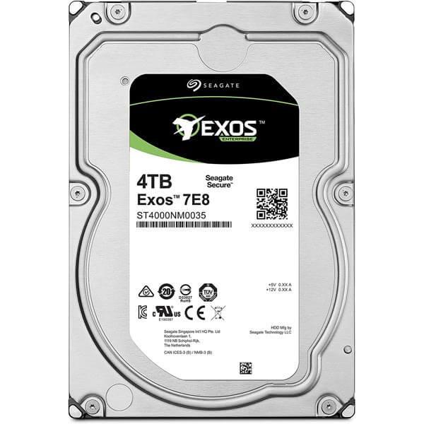 قیمت خرید هارددیسک اینترنال سیگیت مدل Seagate Enterprise Exos 7E8 ظرفیت 4