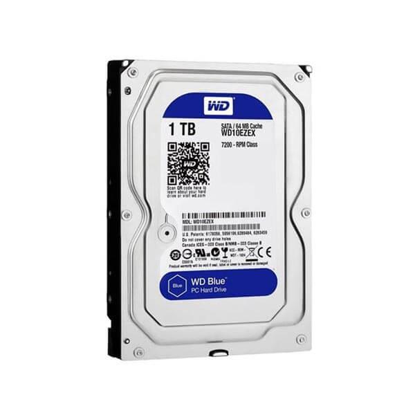 قیمت خرید هارددیسک اینترنال وسترن دیجیتال مدل Western Digital Blue ظرفیت 1 ترابایت