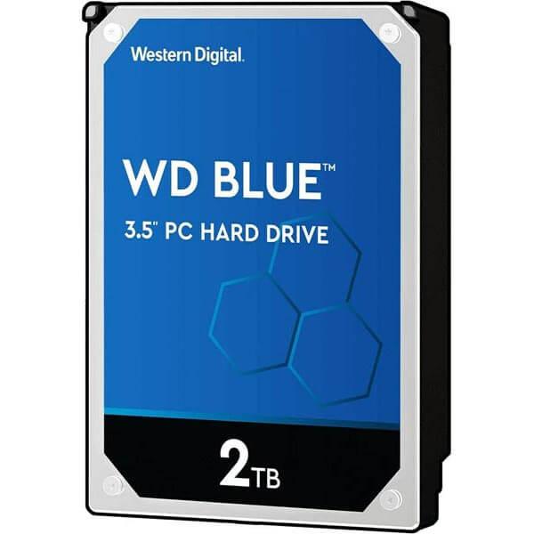 قیمت خرید هارددیسک اینترنال وسترن دیجیتال مدل Western Digital Blue ظرفیت 2 ترابایت